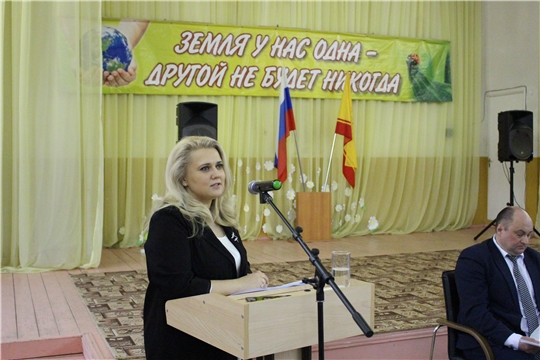Министр образования и молодежной политики Чувашии Алла Салаева посетила Шумерлинский район