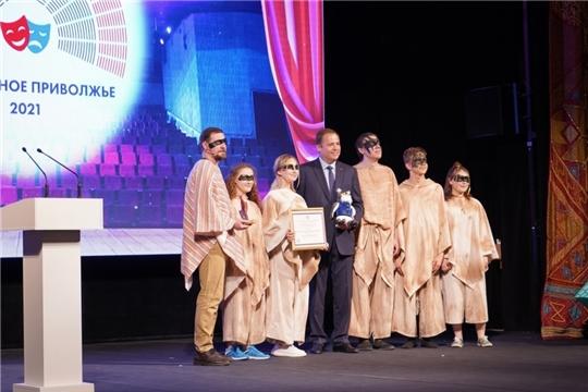 В Ижевске наградили победителей фестиваля «Театральное Приволжье»