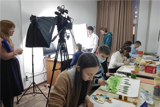 Школьники снимают мультфильм о знаменитых людях Чувашии, «Советская Чувашия»