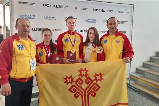 Школьники Чувашии — победители и призеры заключительного этапа всероссийской олимпиады школьников по физической культуре