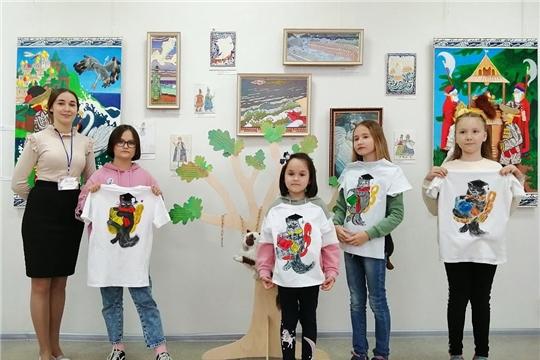 «Каждый день идет здесь диво»: столичные школьники отмечают Пушкинский день в КВЦ «Радуга»