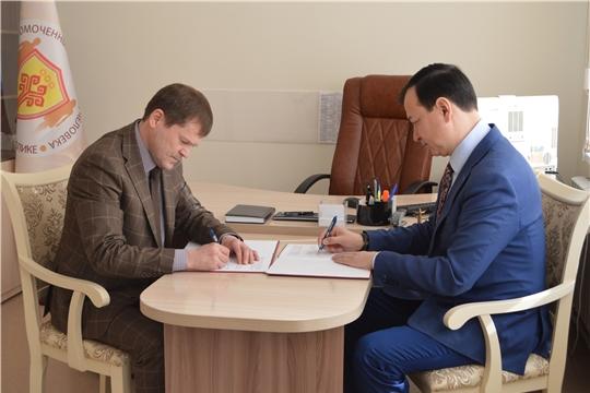 Подписано соглашение между Уполномоченным по правам человека в Чувашской Республике и Ассоциацией юристов Чувашской Республики