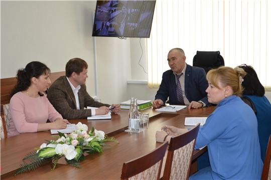Сергей Романов с рабочим визитом посетил Красноармейский район