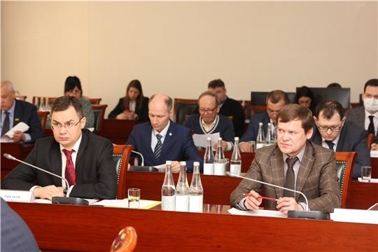 Сергей Романов принял участие в заседании Координационного совета по защите прав потребителей при Главе Чувашской Республики