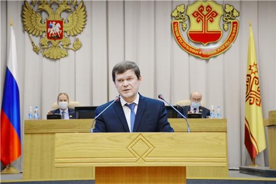 Сергей Романов представил очередной ежегодный доклад о деятельности Уполномоченного по правам человека в Чувашской Республике за 2020 год