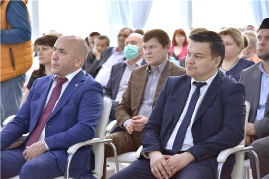 Сергей Романов принял участие в Гражданском форуме