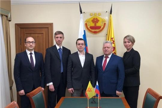 В Полпредстве Чувашии при Президенте России обсудили вопросы реализации нового инвестиционного проекта
