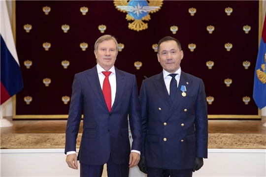 Нашим землякам вручают награды в Минтрансе России