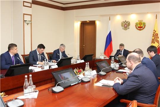 В Доме правительства состоялось совещание по повышению энергоэффективности