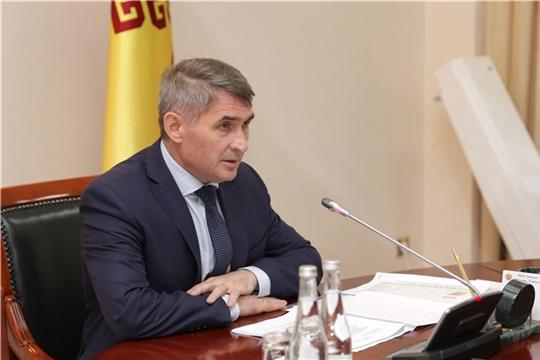 Олег Николаев подвел итоги участия Чувашской Республики в Петербургском международном экономическом форуме