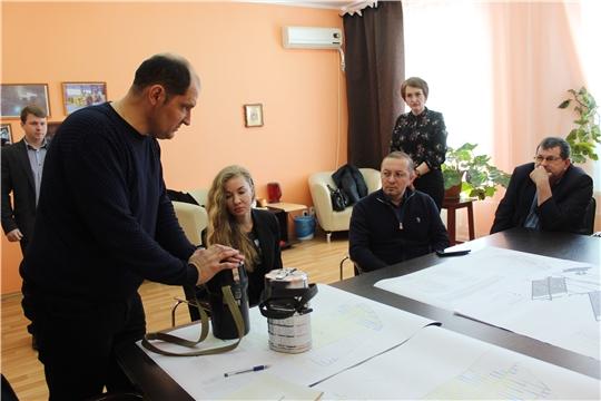 Порецкий район с рабочим визитом посетил и.о. министра природных ресурсов и экологии Чувашской Республики Александр Воробьев