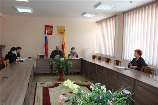 Заседание Общественного совета Порецкого района