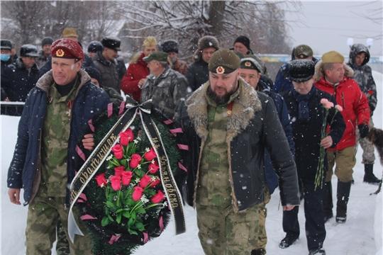 День Памяти Героя России Олега Долгова