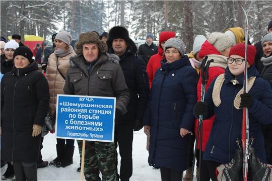 «Лыжня России - 2021» в Шемуршинском районе