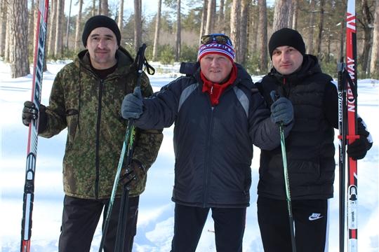 В Шемуршинском районе состоялось закрытие зимнего спортивного сезона