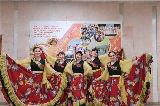 Состоялся отчетный концерт детского народного танцевального коллектива «Антонина»