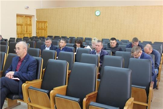 Расширенное заседание районной комиссии по предупреждению и ликвидации чрезвычайных ситуаций и обеспечению пожарной безопасности и Оперативного штаба по предупреждению завоза и распространения новой коронавирусной инфекции