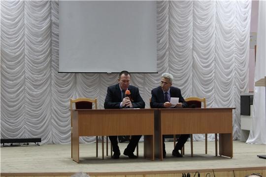 Публичные слушания по вопросу о преобразовании муниципальных образований путем объединения всех сельских поселений, входящих в состав Шумерлинского района Чувашской Республики