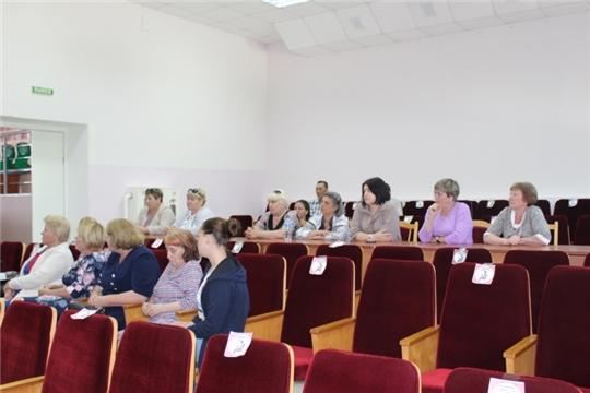 Состоялся очередной районный семинар работников клубно-досуговой системы Шумерлинского района