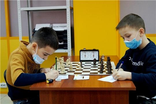 Первенство Чувашии по шахматам среди мальчиков и девочек до 9 лет