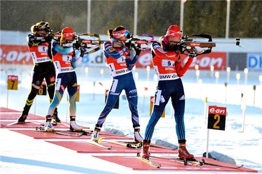 Биатлонистка Софья Тузинская выступит на Всероссийских соревнованиях