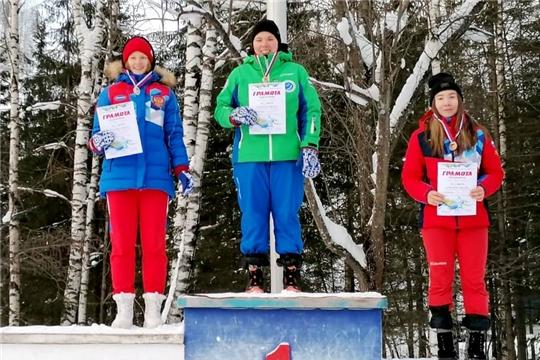 Полина Сабурова выиграла «серебро» Всероссийских соревнований по фристайлу