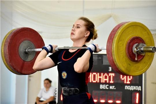 Тяжелоатлеты Чувашии выступят на Кубке России в Старом Осколе