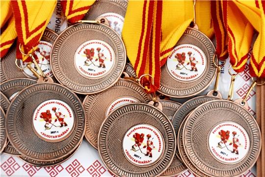 Финал всероссийских соревнований юных хоккеистов клуба «Золотая шайба» в старшей возрастной группе среди сельских команд