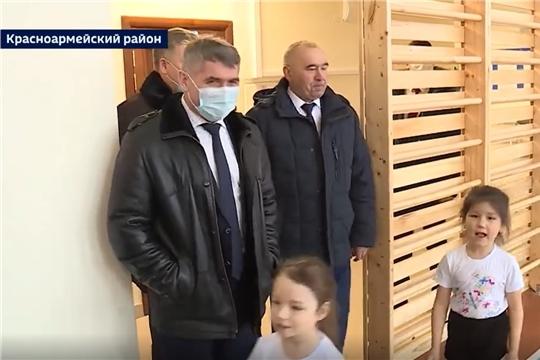 Олег Николаев: зарплата тренеров должна быть доведена до средней в сфере образования