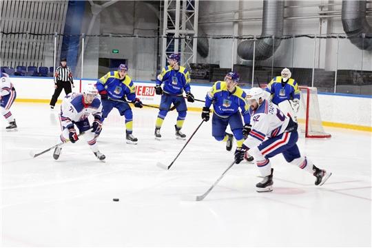 Все на хоккей! ХК «Чебоксары» скрестит клюшки с «Челнами»