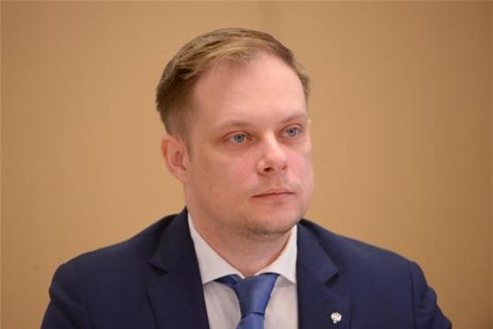 Заместитель министра спорта России Андрей Сельский прибыл с рабочим визитом в столицу Чувашии