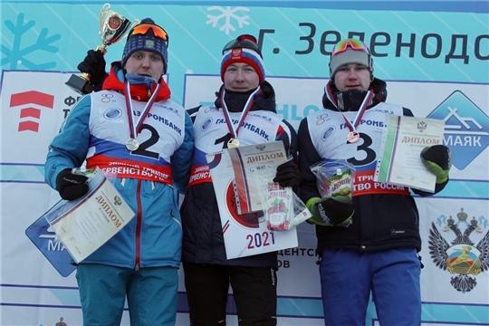 Юные триатлонисты Чувашии отличились на первенстве России