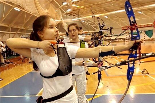 В Новочебоксарске завершился Всероссийский турнир по стрельбе из лука памяти Ирины Солдатовой