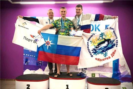 18 медалей выиграла сборная Чувашии на этапе Кубка России по зимнему плаванию