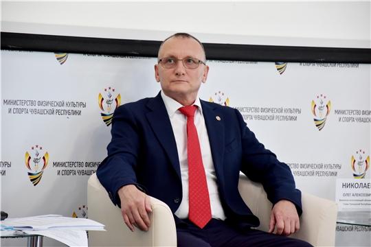 Год в должности: министр Василий Петров рассказал о работе спортивного ведомства в 2020 году и  планах на будущее