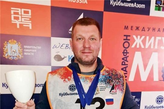 Сергей Скрипин выиграл «золото» и «серебро» международных соревнований по парусному спорту