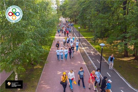 Маршрут здоровья в Ельниковской роще Новочебоксарска занесен в Единый Реестр маршрутов здоровья России
