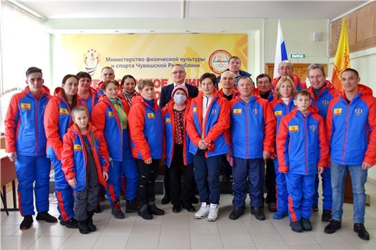 Сборная команда Чувашии выступит на Всероссийских зимних сельских спортивных играх