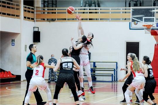 Баскетбольная команда «ЧГУ-Атланта» выиграла «бронзу» чемпионата России в Суперлиге-2