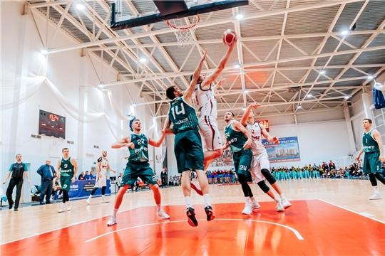 Полуфинал чемпионата России: баскетбольный клуб «Чебоксарские ястребы» сыграет с «Тамбовом»