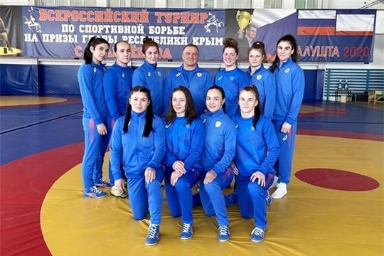 Евгения Захарченко и Вероника Чумикова выступят на чемпионате Европы по женской вольной борьбе