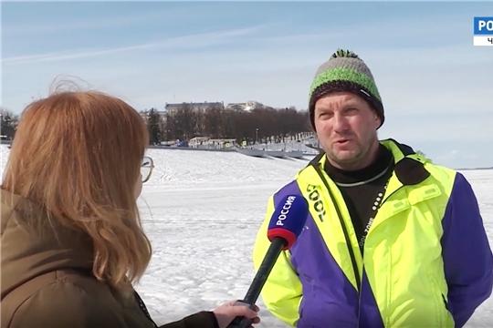 Кайтсёрфер из Чувашии - в числе лучших в России