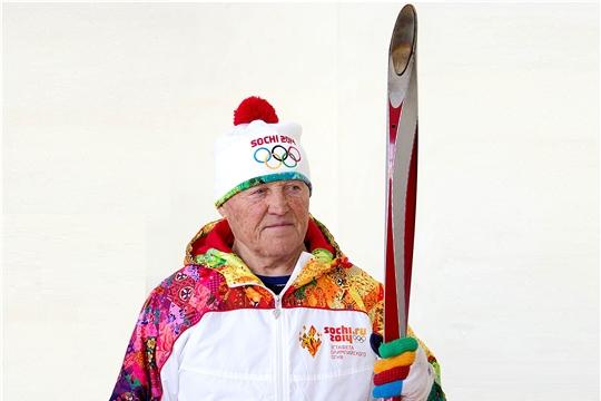 92-летие отмечает Заслуженный тренер РСФСР по лыжным гонкам и биатлону Владимир Григорьев