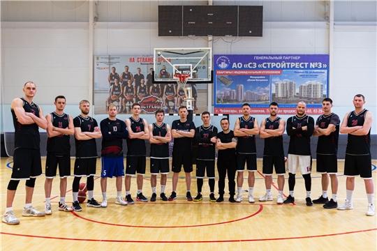 Баскетбольный клуб «Чебоксарские ястребы» вышел в финал чемпионата России