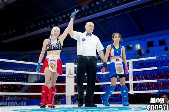 Полина Петухова стала четырёхкратной чемпионкой России по кикбоксингу