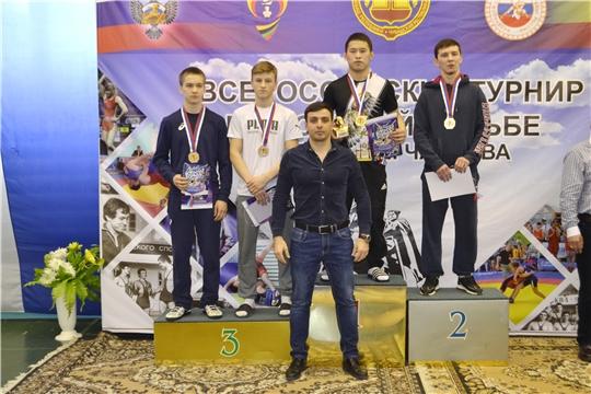 Всероссийский турнир по вольной борьбе памяти В.И.Чапаева