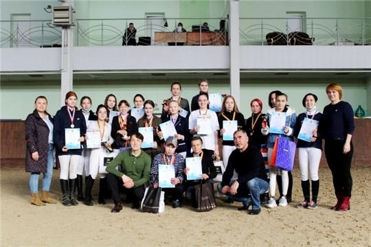 Соревнования по конкуру «Молодежь за здоровый образ жизни!»