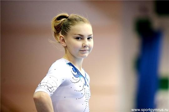 Елена Герасимова отправится на чемпионат Европы по спортивной гимнастике