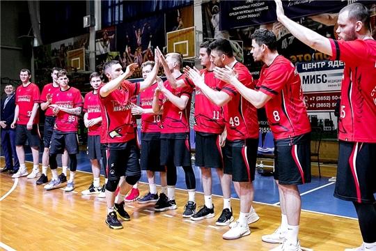 Баскетбольный клуб «Чебоксарские ястребы» - серебряный призер чемпионата России