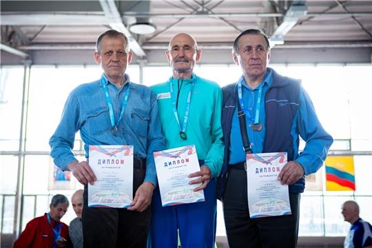 Чемпионат России по лёгкой атлетике среди атлетов старше 65+